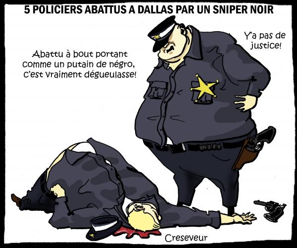 Policiers abattus à Dallas.JPG