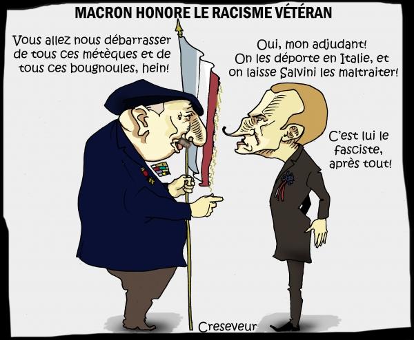 Macron honore la mémoire des métèques.JPG