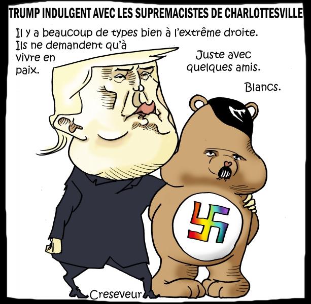 Trump indulgent avec les suprémacistes de Charlotteville.JPG