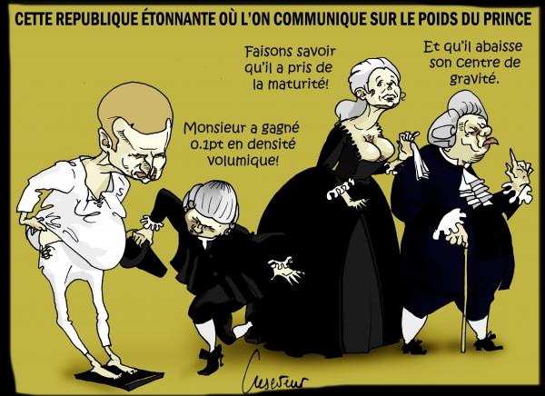 Macron reprend du poids après son covid.JPG