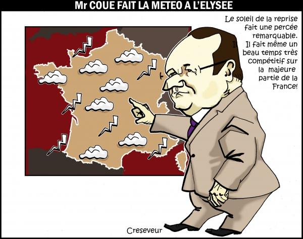 Hollande prévoit le beau temps .jpg