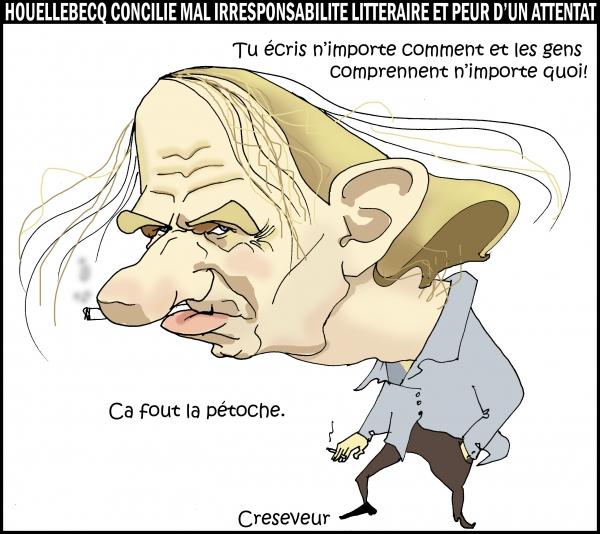 Houellebecq veut continuer à être irresponsable.JPG
