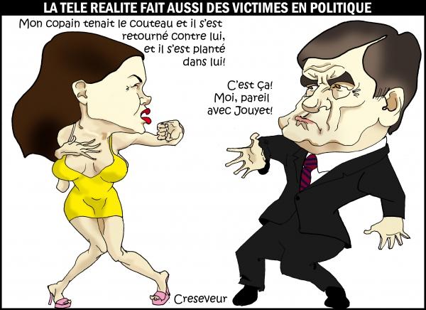 Fillon et Nabilla victimes de la tv réalité.JPG