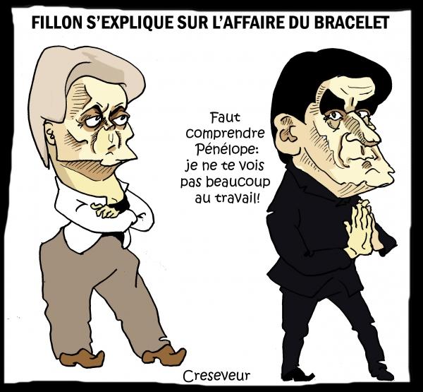 Fillon s'explique sur le bracelet.jpg