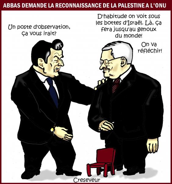 Sarkozy offre un poste à Abbas.jpg