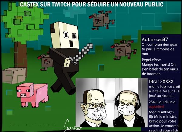 Castex sur Twitch.JPG