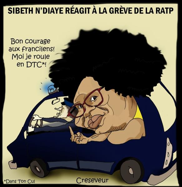 Sibeth N'Diaye et la grève RATP.JPG