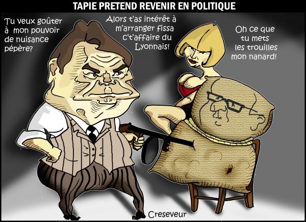 Tapie menace de revenir en politique.JPG