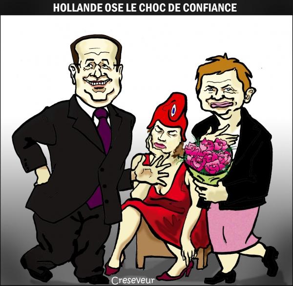 Hollande déjà infidèle.JPG