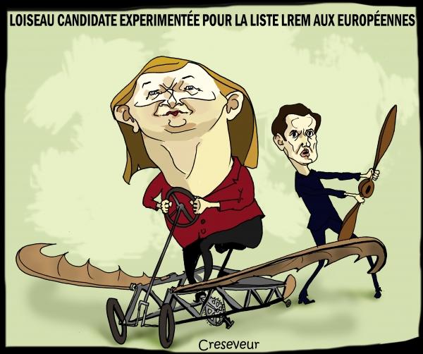 Loiseau se lance aux européennes.jpg