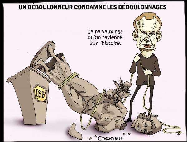 Macron le déboulonneur.jpg