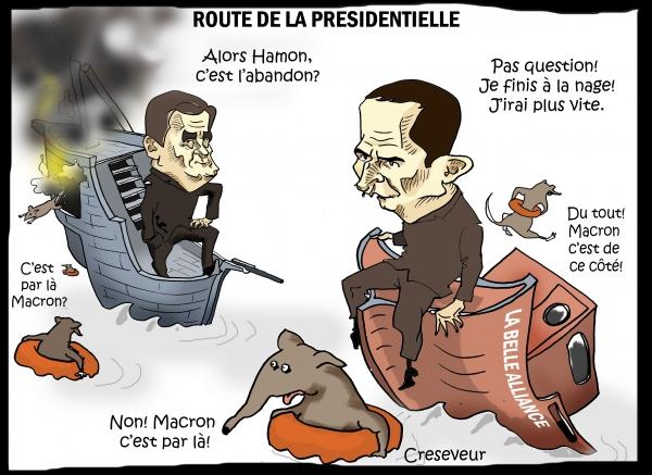Route de la présidentielle.JPG