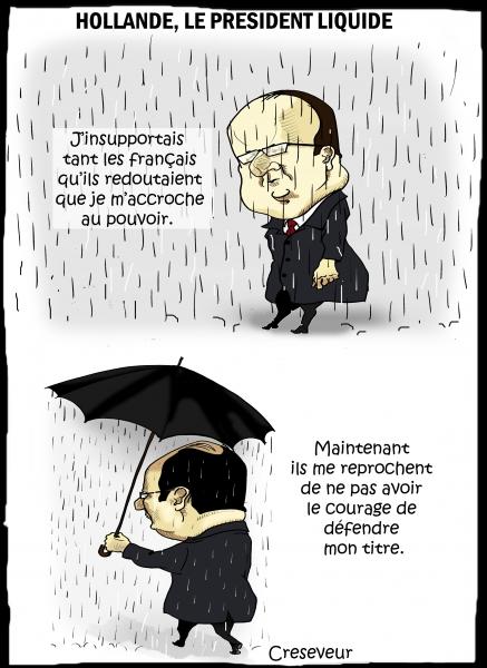Hollande liquide son mandat.JPG