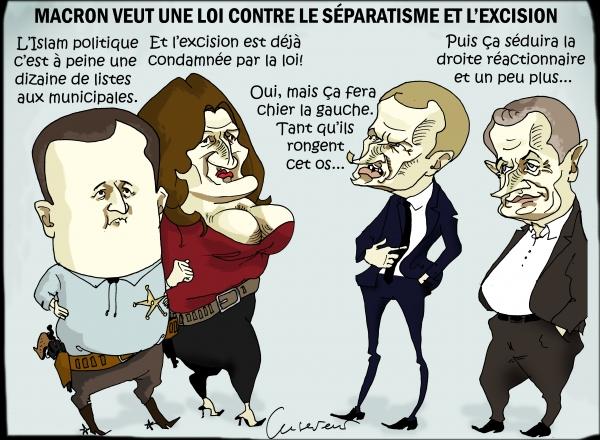 Macron veut une loi conter l'Islam politique.jpg