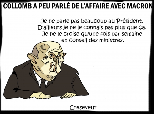 Collomb ne connait pas Benalla.JPG