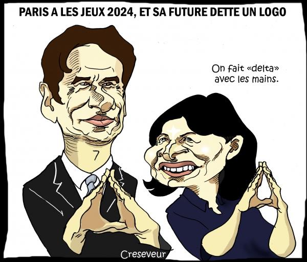 Paris a les jeux de 2024.JPG