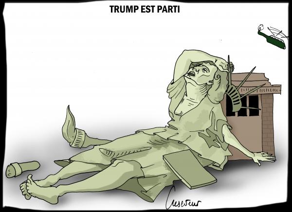 Trump est parti.JPG