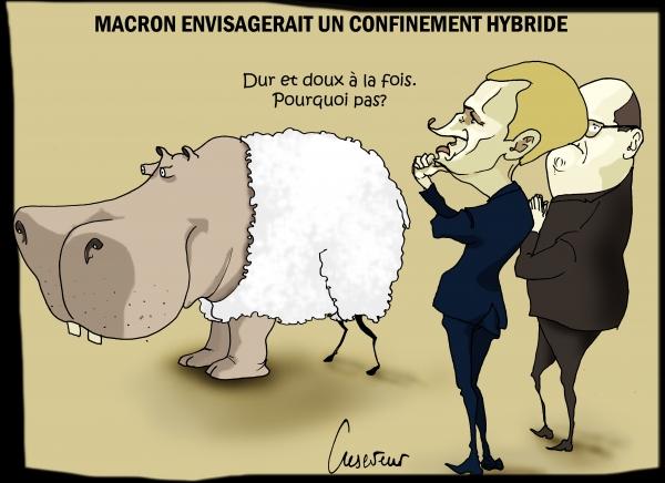Macron et le confiduretdoux.JPG