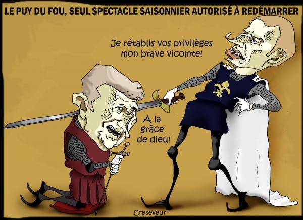 Macron autorise le Puy du Fou à repartir.jpg