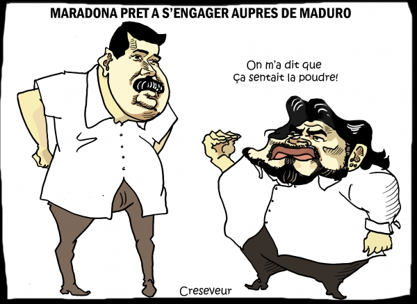 Maradona dans la crise vénézuelienne.JPG