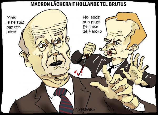 Brutus Macron quitte le gouvernement.JPG
