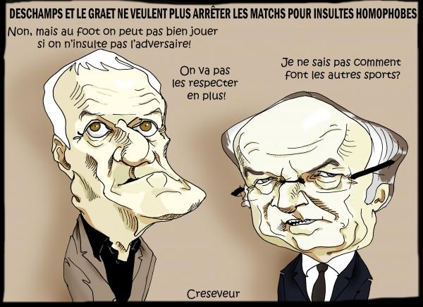 Deschamps et Le Graët pas pour arrêter les matchs.JPG