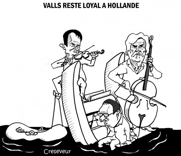 Valls reste loyal malgré la honte.jpg