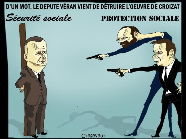 Olivier Véran met fin à la sécurité sociale.JPG