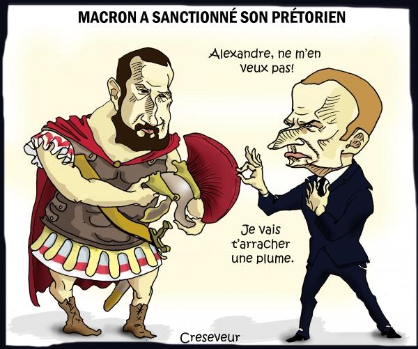 Macron a bien puni Benalla.jpg