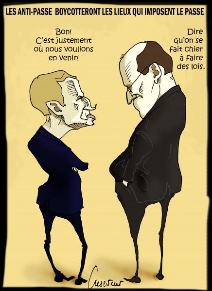 Macron et le passe sanitaire.JPG
