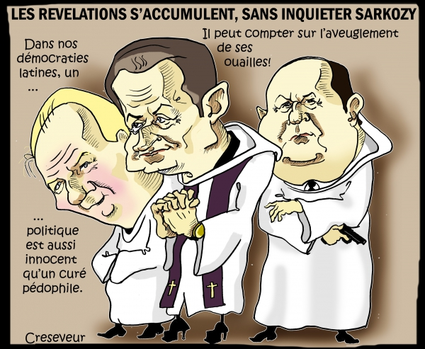 libye,khadafi,sarkozy,lr,ump,financement occulte,présidentielles 2007,dessin de presse,caricature