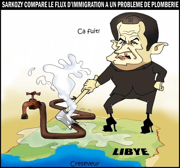 Sarkozy joue le plombier de Fernand Raynaud.jpg