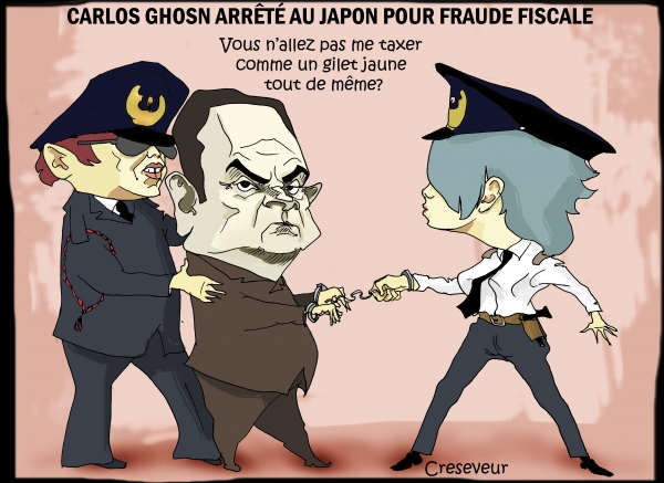Carlos Ghosn arrêté au Japon.JPG