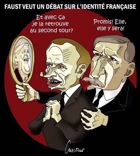 Macron vend son âme à Maurras.jpg