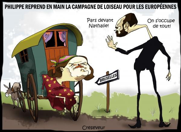 Philippe prend en main la campagne des européennes.JPG