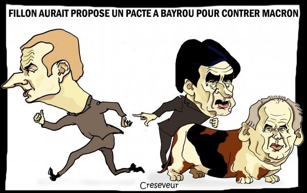 Fillon aurait poussé Bayrou à attaquer Macron.JPG